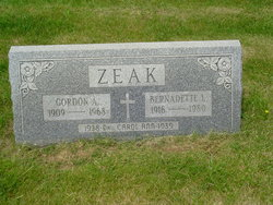 Carol Ann Zeak