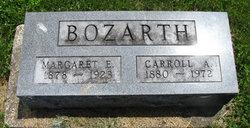 Carroll A Bozarth