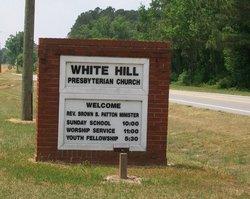 White Hill Presbyterian Church Cemetery