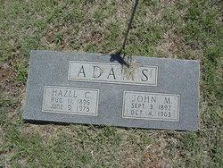 Hazel C. Adams