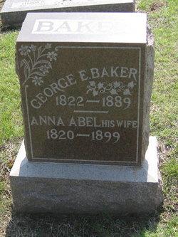 Anna <i>Abel</i> Baker