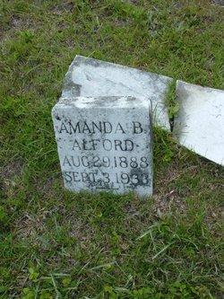 Amanda B. Alford