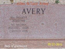 Lucy <i>Hall</i> Avery