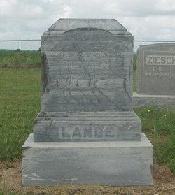 R. A. Lange