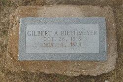 Gilbert A. Riethmeyer
