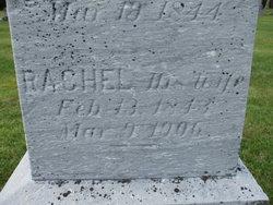 Rachel <i>Coleman</i> Burden