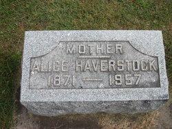 Alice <i>Burden</i> Haverstock