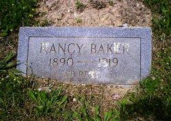 Nancy A <i>Self</i> Baker