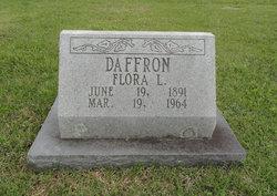 Flora L. <i>Peace</i> Daffron
