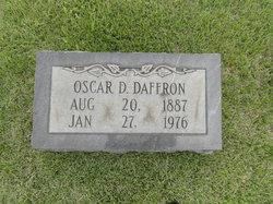 Oscar David Daffron