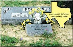 Arlin Dee A.D. Pounders