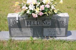Mattie Lou <i>McLaurin</i> Belding