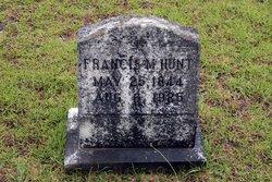 Francis Marion Hunt