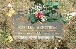 Roy Lee Armstrong