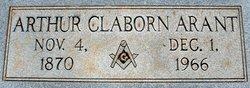 Arthur Claborn Arant