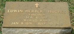 Edwin Herbert Hughes
