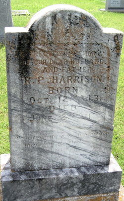 Richard Perry Harrison