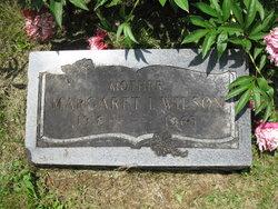 Margaret I. <i>Knight</i> Wilson