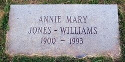 Annie Mary Jones-Williams