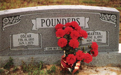 William Rufus Oscar Pounders