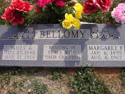 Margaret Florine <i>Higgins</i> Bellomy