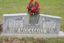 Betty Jean <i>Beasley</i> McCaskill