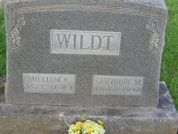 William C Wildt