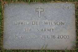 David Dee Wilson