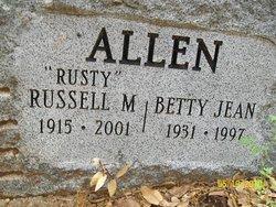Russell M. Rusty Allen