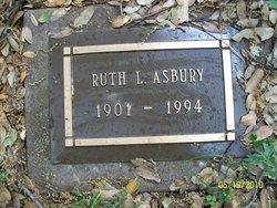 Ruth Lavaun <i>Lashmet</i> Asbury