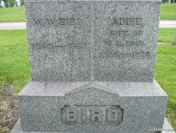 Addie A <i>Hilburn</i> Bird