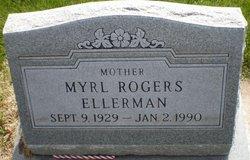 Myrl <i>Rogers</i> Ellerman