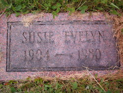 Susan Evelyn Susie <i>Merchant</i> Church