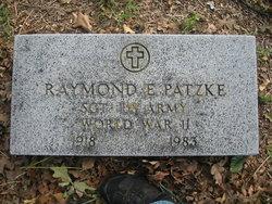 Raymond E Patzke