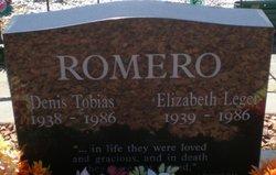 Elizabeth <i>Leger</i> Romero