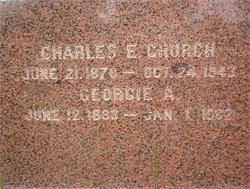 Charles Edward Charlie Church