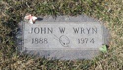 John W Jack Wryn