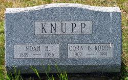 Cora B <i>Roddy</i> Knupp