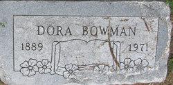 Dora Bowman