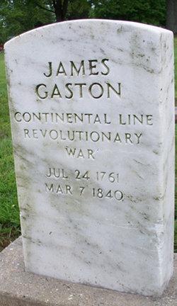 James Gaston