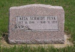 Neta <i>Schmidt</i> Funk
