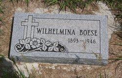 Wilhelmina Boese