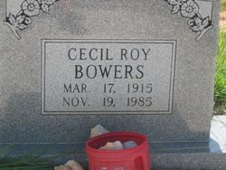 Cecil Roy Bowers