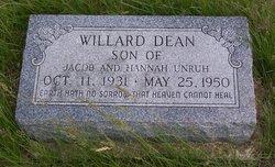 Willard Dean Unruh