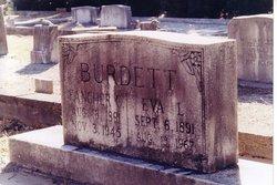 Eva E <i>Latimer</i> Burdett