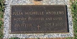 Julia Michelle Andrews
