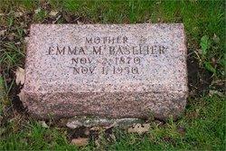 Emma Marie <i>Martens</i> Baselier