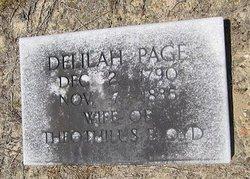 Delilah <i>Page</i> Floyd