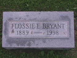 Flossie Elma <i>Waskom</i> Bryant