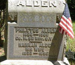 Philetus Alden